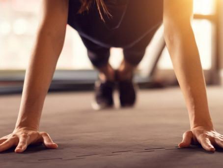 Exercise Goals - How high should I set the bar?