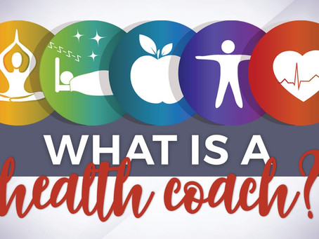 What is health coaching anyways?