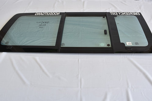 Toyota Quantum Right Hand Rear Glass With Frame