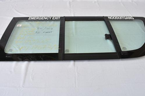 Toyota Quantum Sliding Door Glass With Frame