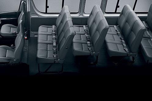 Toyota Quantum 16 seater seats