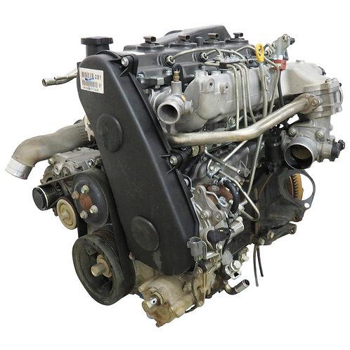 Toyota Hilux Complete 2.5 D4D Engine