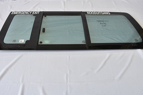 Toyota Quantum Left Hand Rear Glass With Frame