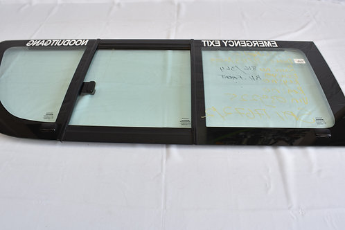 Toyota Quantum Right Hand Front Glass With Frame