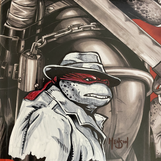 Raph in Disguise