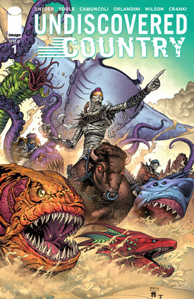 Undiscovered Country #1 (Image Comics)