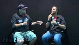 ComicWOW! TV Interview