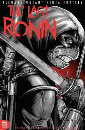 The Last Ronin #1 (IDW Publishing)