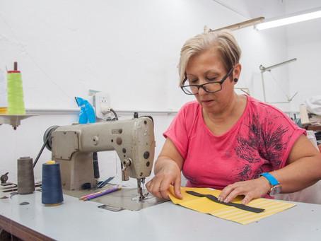Exitoso emprendimiento laboral en una de las cárceles de mujeres de Los Hornos