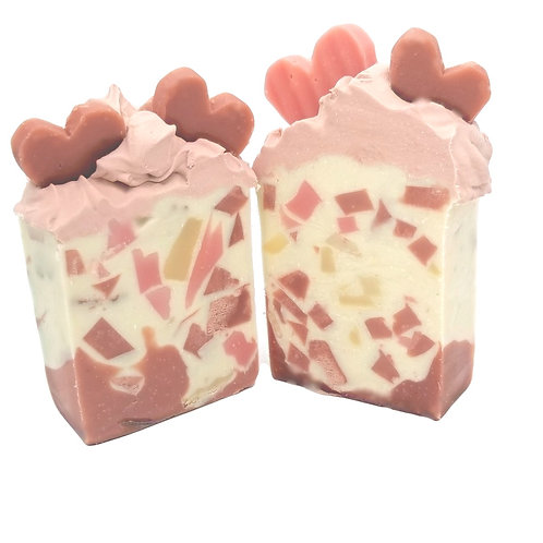 Be My Baby Valentine Soap