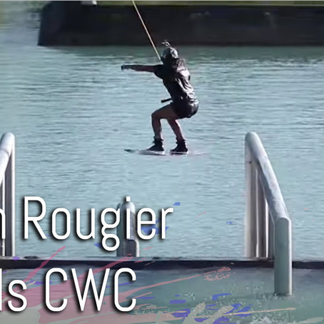 Behind the shoot: Maryh Rougier Shreds CWC