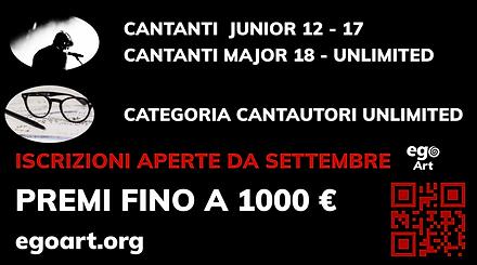 Ego Art Voice Contest Cantanti e Cantaut
