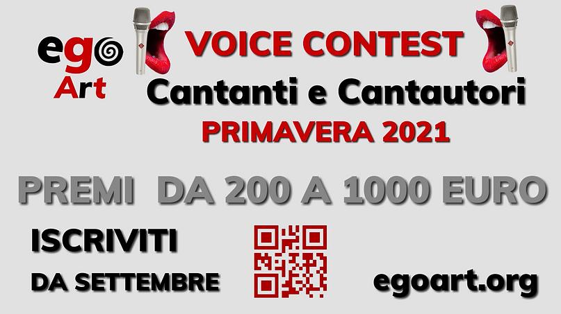 Ego Art Voice Contest informazioni.png