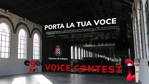 Ego Art Voice Contest Il Palco.png