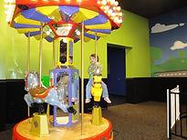 kiddie,coin,ride,carousel