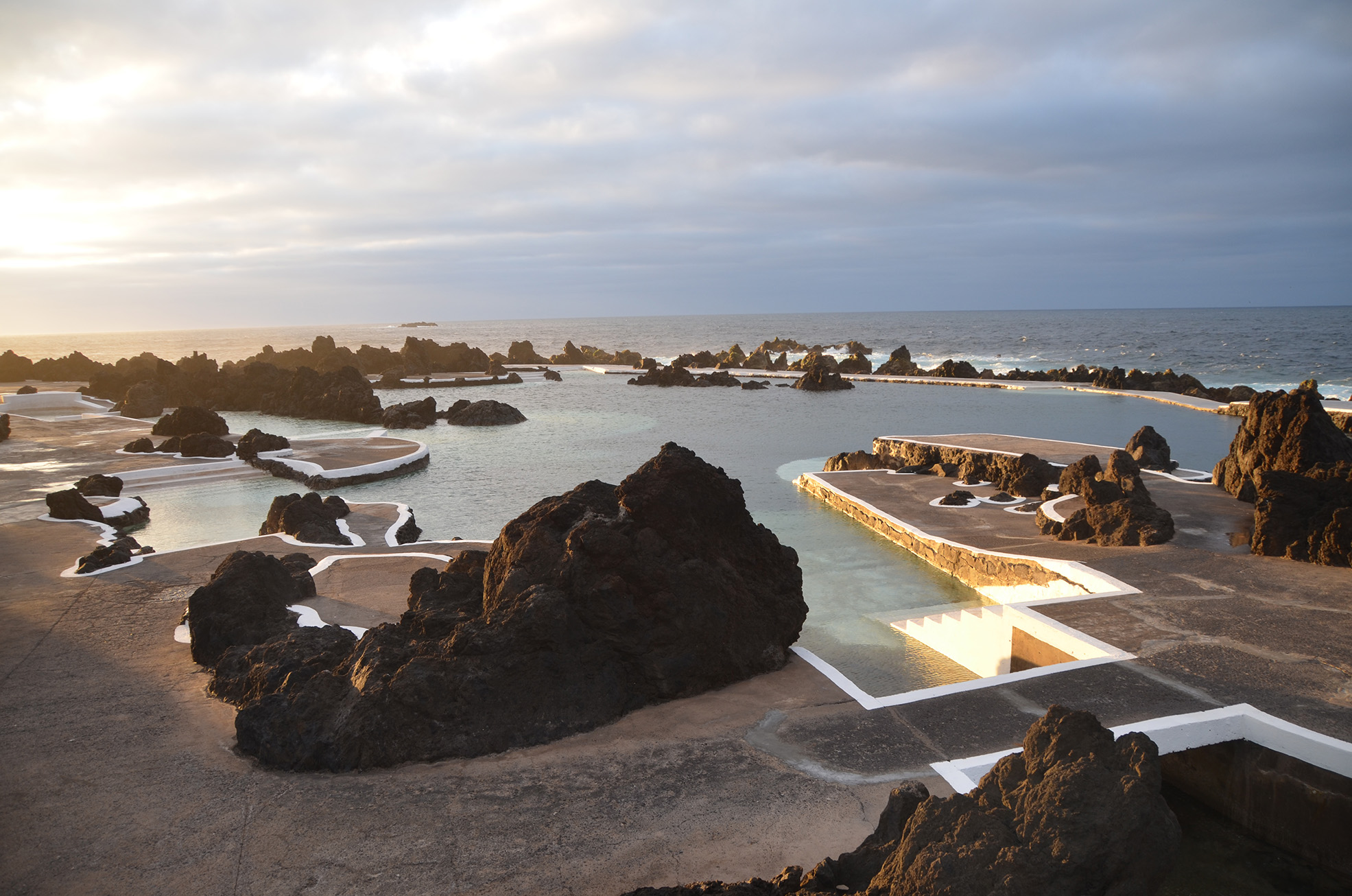 Porto Moniz – Natural Swimming Pool