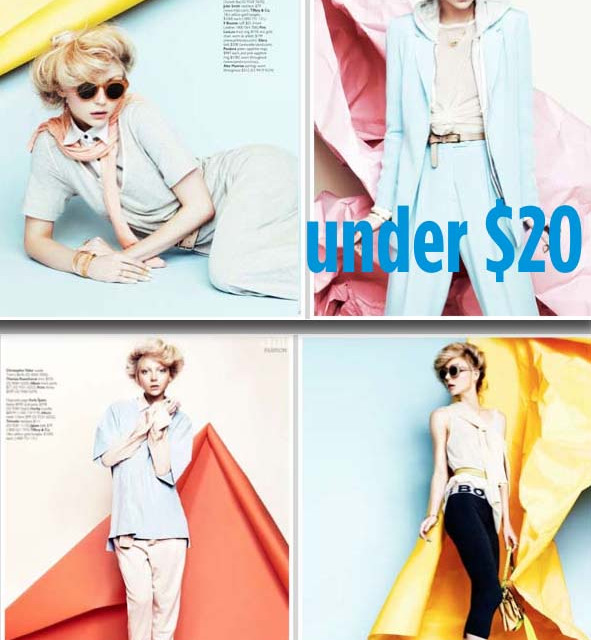 Styling for Donnie Meyers Studio - 17 Magazine