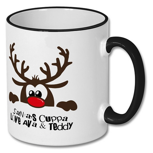 Santa's Brew (Personalised)