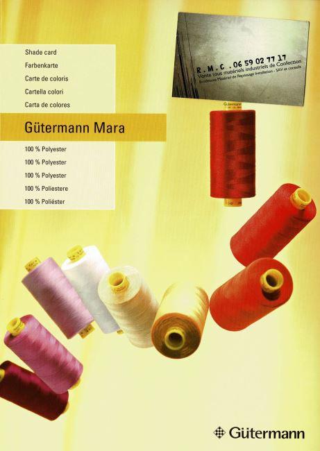 Fil GUTERMANN de type MARA