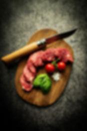 Filet vom Deister Freiland Wollschwein