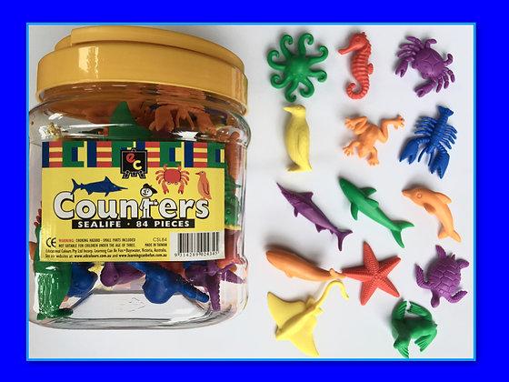 Counters: Sea