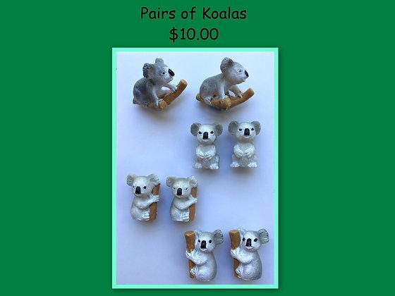 Miniature Pack: Koalas