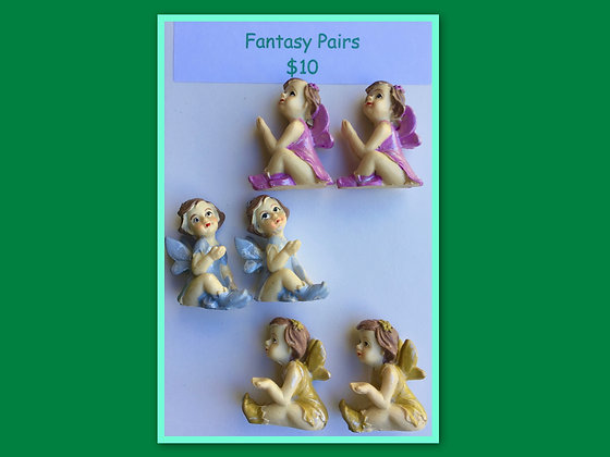 Miniature Packs: Fairy - for Barrier Games and Sand Play