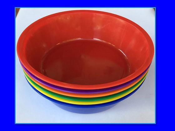 Colourful Sorting Bowls