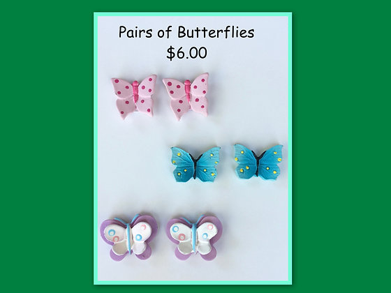 Miniature Packs: Butterflies