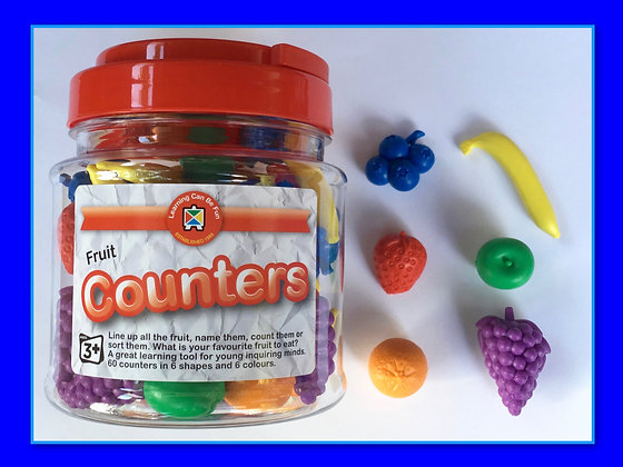 Counters: Fruit