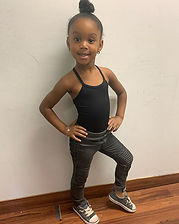 Congrats to our mini dancer of the month