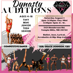 NDC DYNASTY DANCE AUDITIONS (1)
