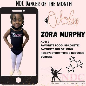 Zora Murphy