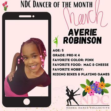 Averie Robinson