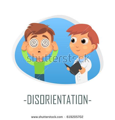 Дезориентация и принципы обследования гериатрического пациента