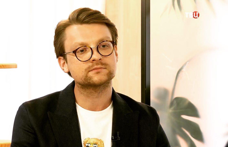 Алексей Мелехин на ТВЦ