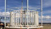 Completed Turbine