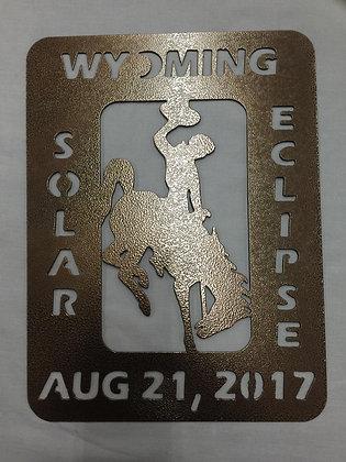 WY Solar Eclipse Souvenir