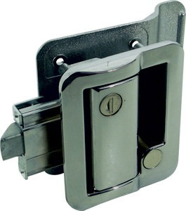 FIC Travel Trailer Lock No Dead Bolt