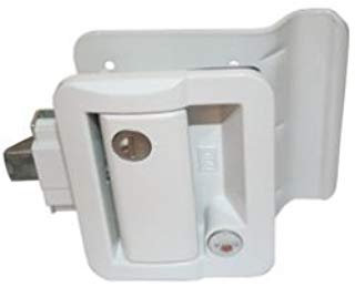 FIC Travel Trailer Lock Special Keyed