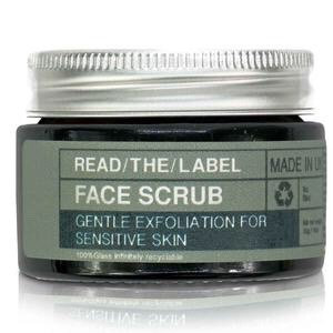 Read-The-Label Face ZEOLITE EXTRA VIRGIN COCONUT FOAMING FACE SCRUB 30g