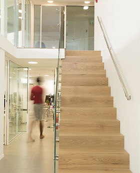 Office Staircase