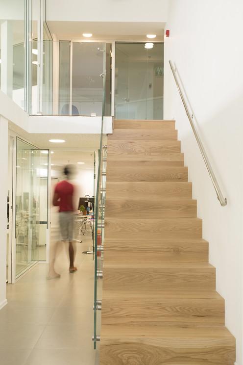 escritório Staircase