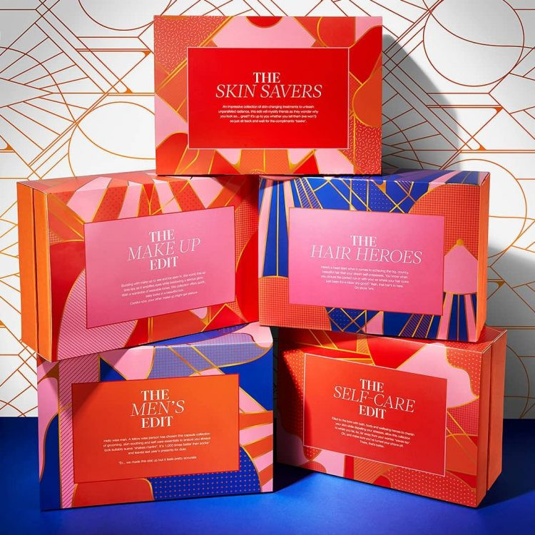 Cult Beauty Christmas Gift Edit Boxes 2020 Revealed