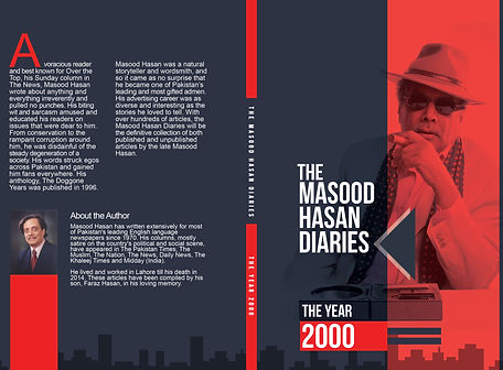 The Masood Hasan Diaries: The Year 2000