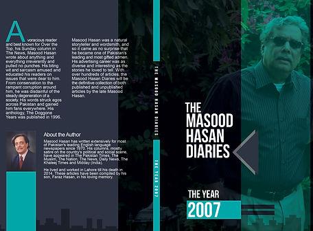 The Masood Hasan Diaries: The Year 2007
