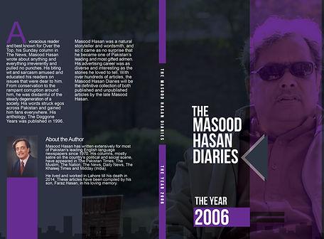 The Masood Hasan Diaries: The Year 2006