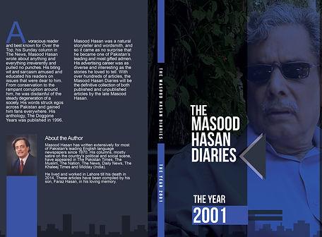 The Masood Hasan Diaries: The Year 2001