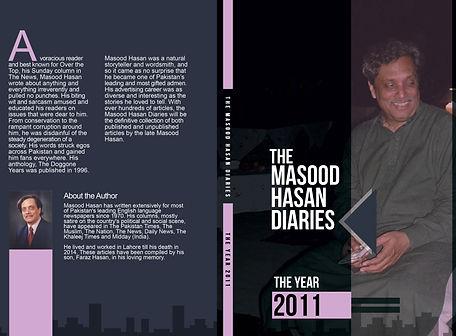 The Masood Hasan Diaries: The Year 2011