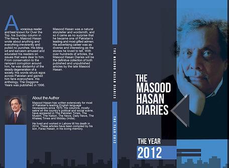 The Masood Hasan Diaries: The Year 2012